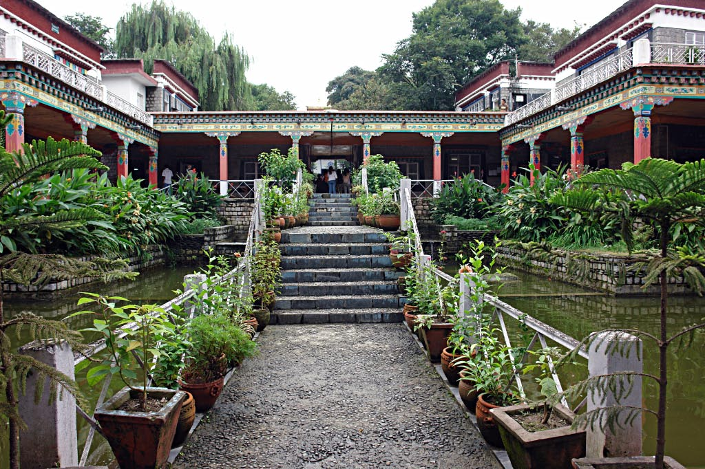 Norbulingka Institute of Dharamshala