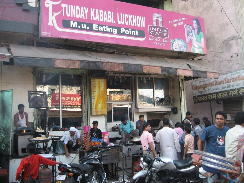 Tunday Kebab Lucknow