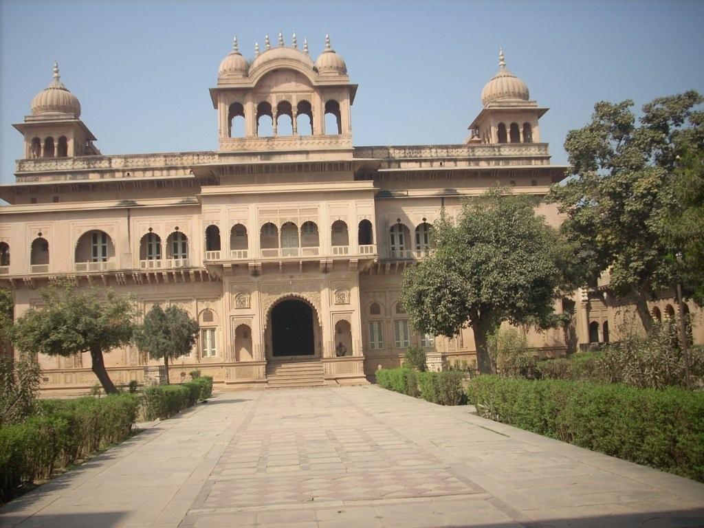 Jaipur Temple Front