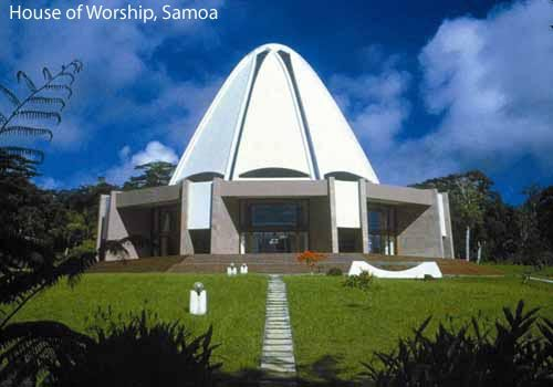 House of Worship - Samoa