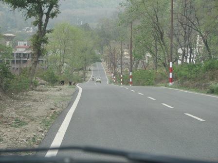Lucknow Nainital Road