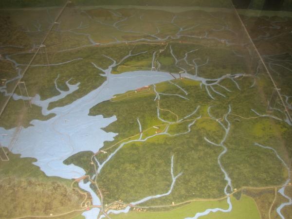 Corbett Featuring the Ram Ganga Reservoir