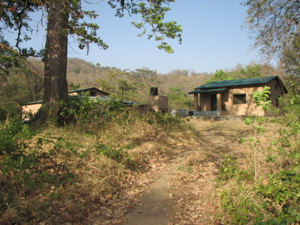 Forest Rest House at Jirna