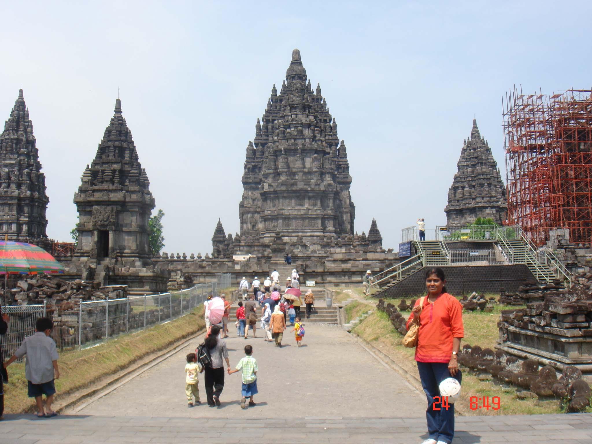 Perambanan Temple Complex