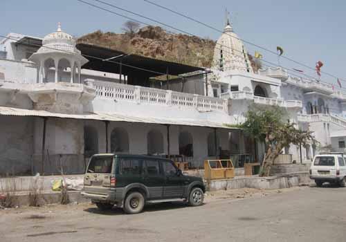 Shakambri Mata Temple Complex