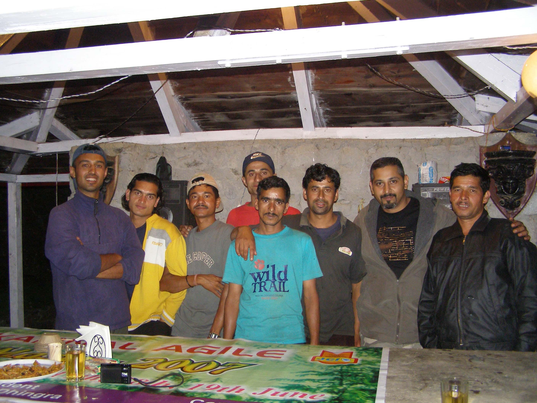 The Campsite Team