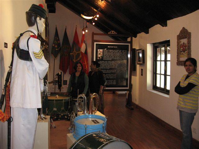 Army Heritage Museum , Shimla