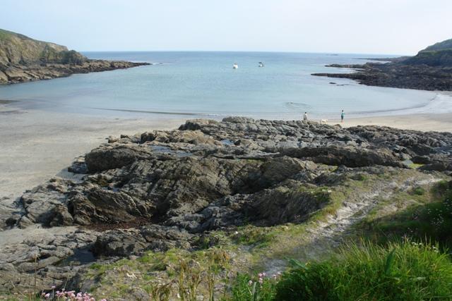 Polridmouth Cove