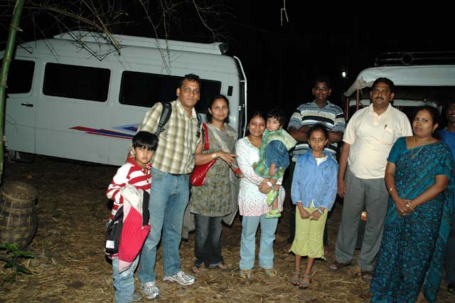 Night Safari Team in Muddumalai