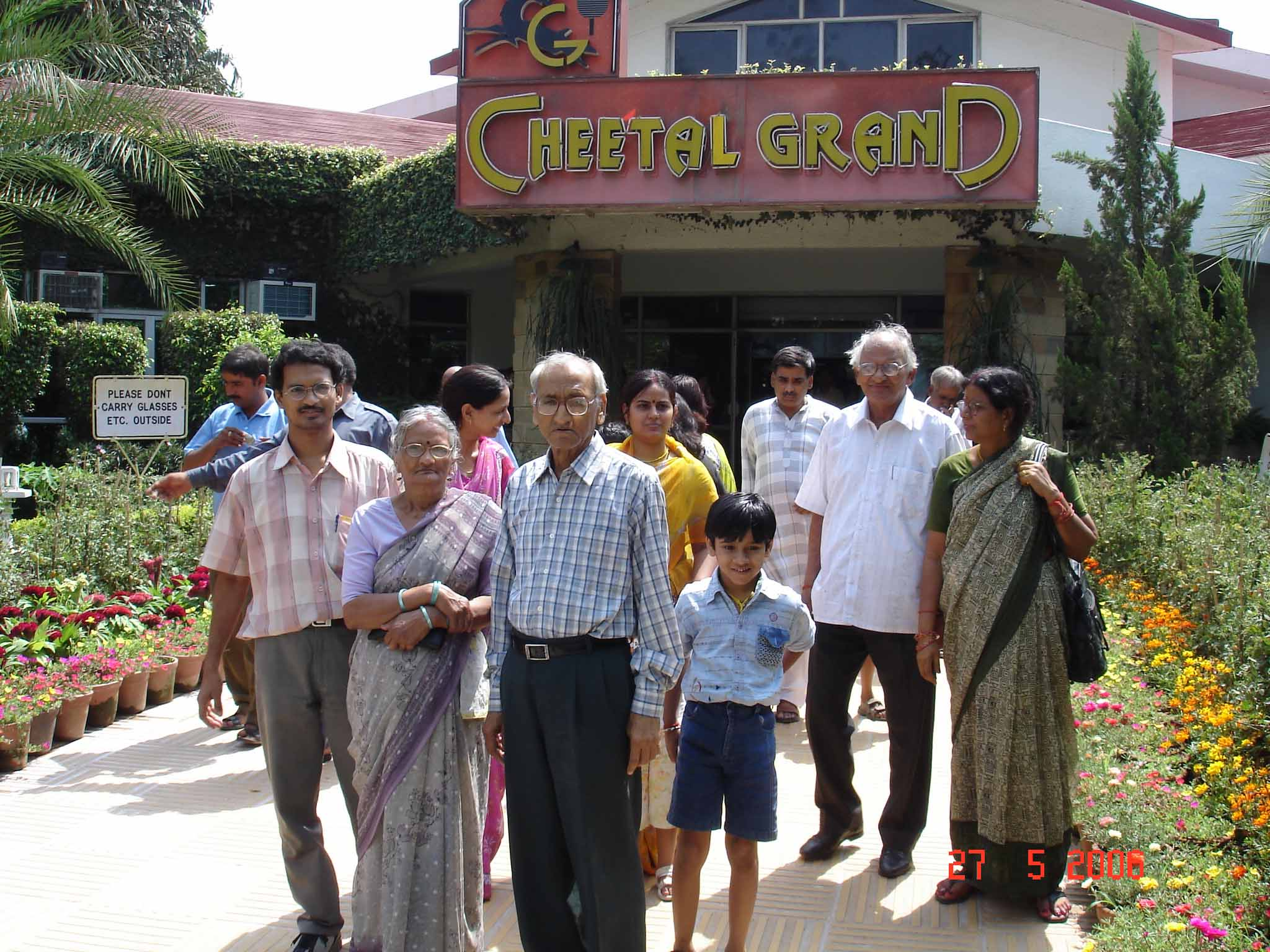 The group-1 at Cheetal