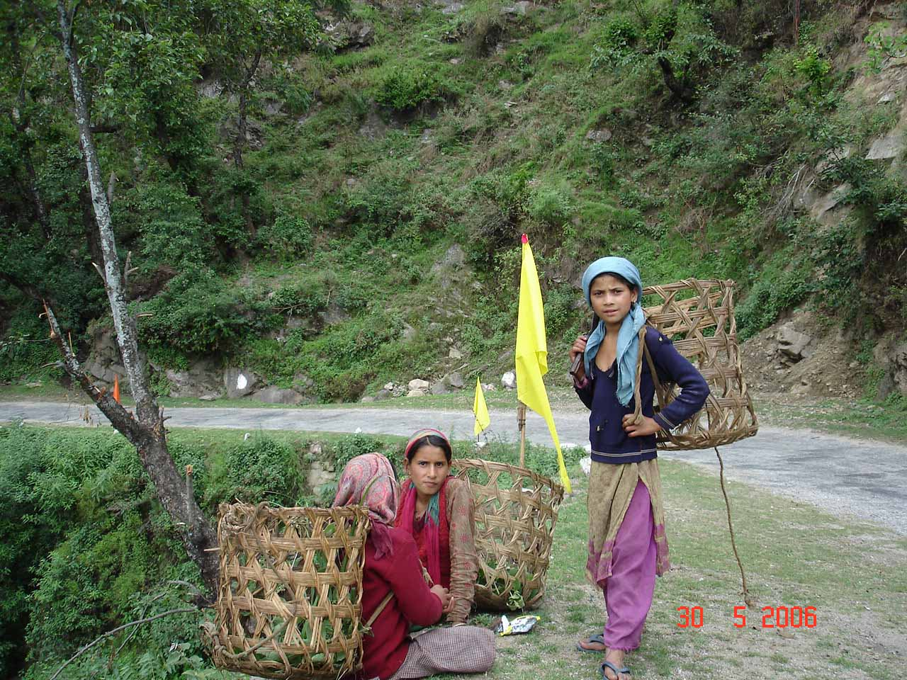 Garhwal Girls