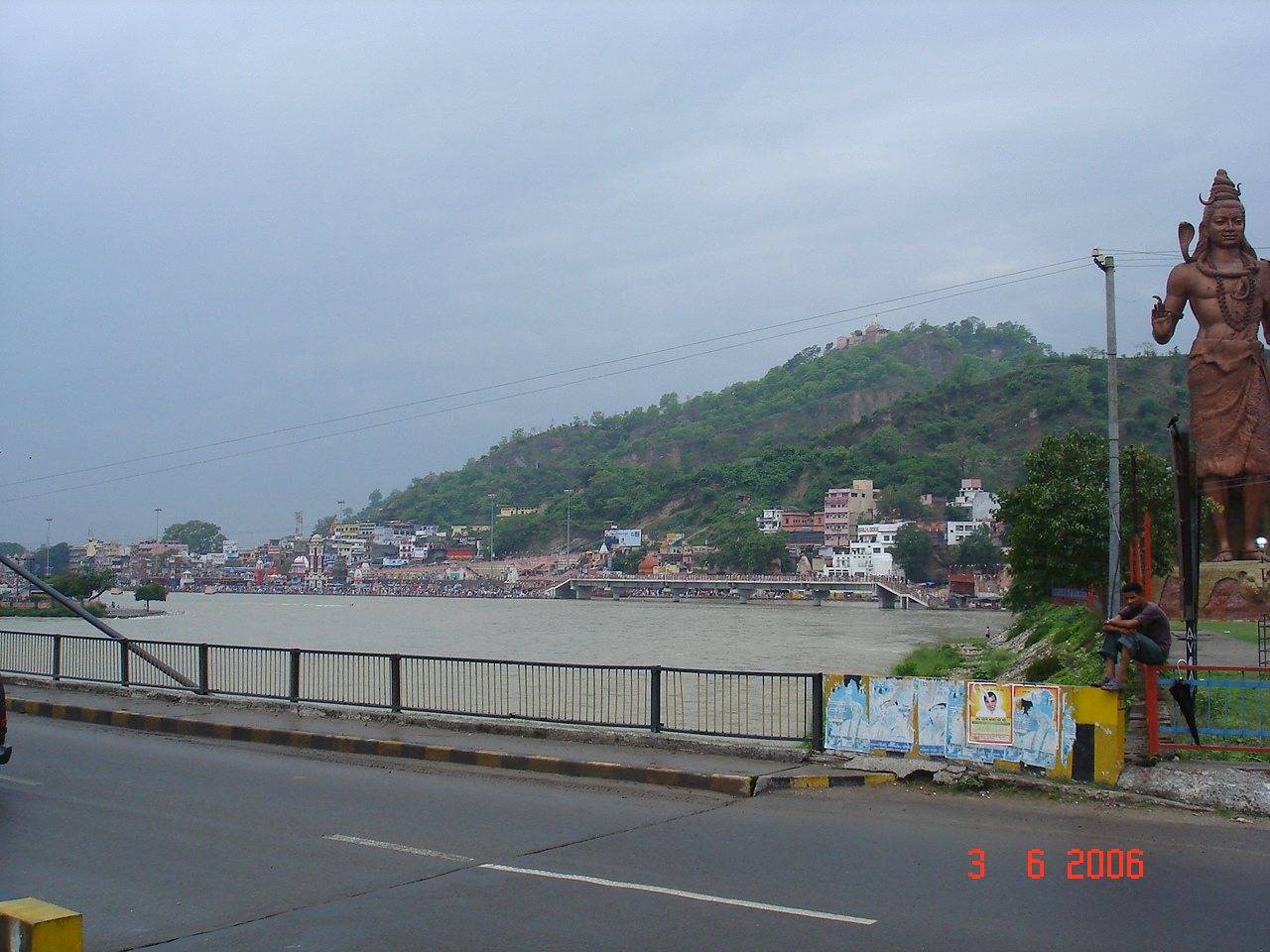 Haridwar - Pouri Panorama