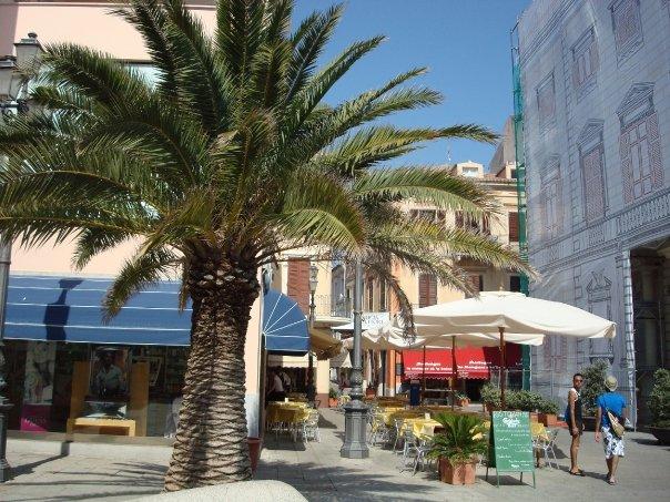 La Maddalena Square