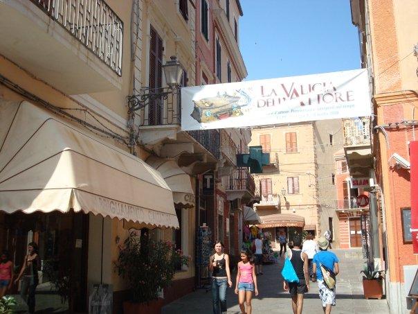La Maddalena Market