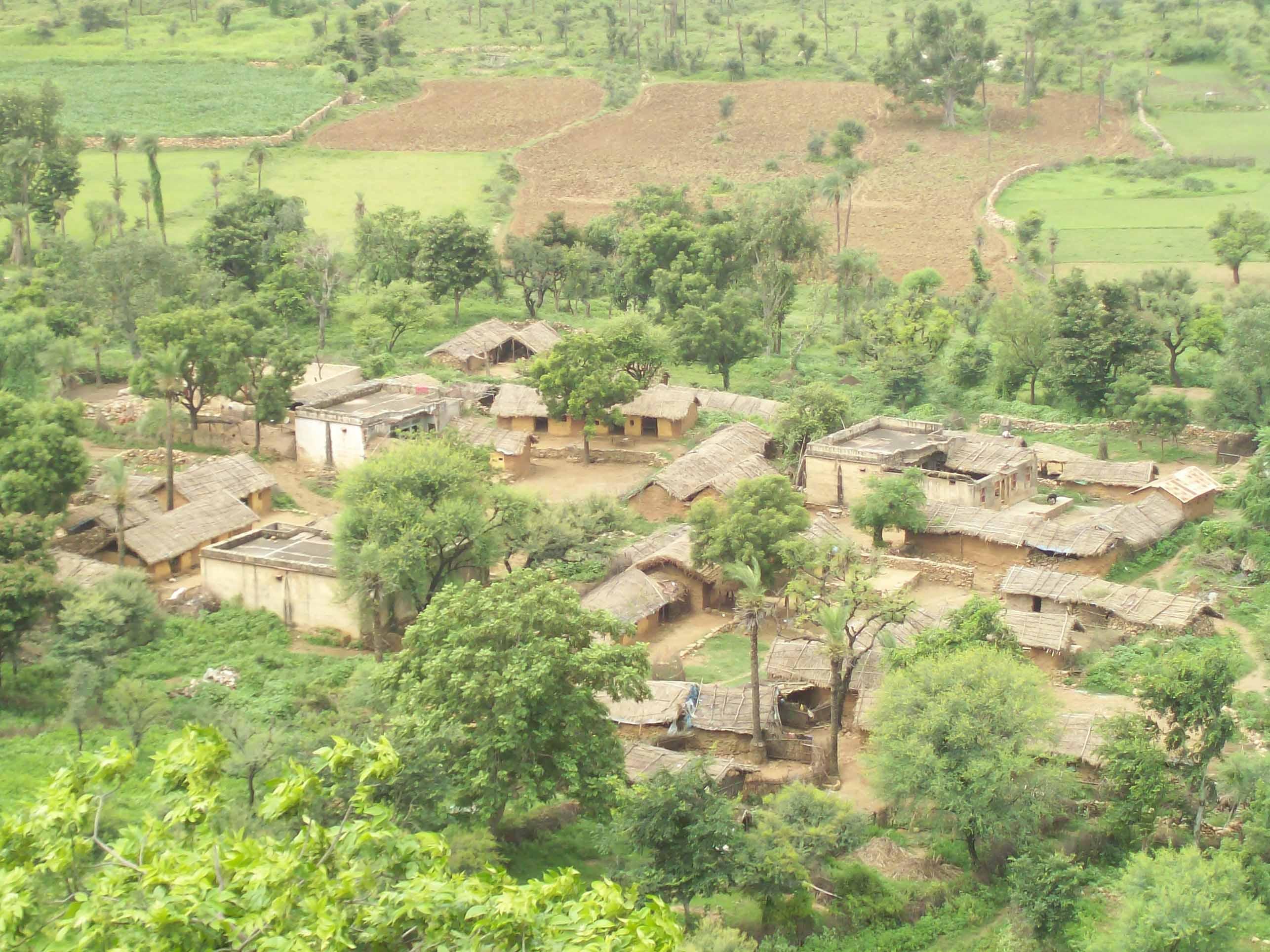 Jungle Mein Mangal - Village Dewari Gowada in the Aravali ...