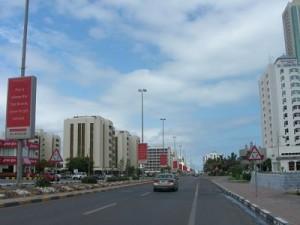 Town of Fujeirah