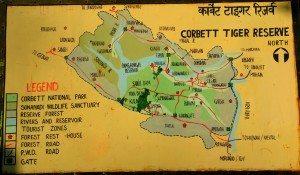 Corbett Map