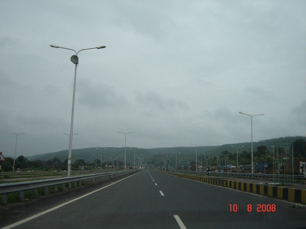 Entering Gujarat