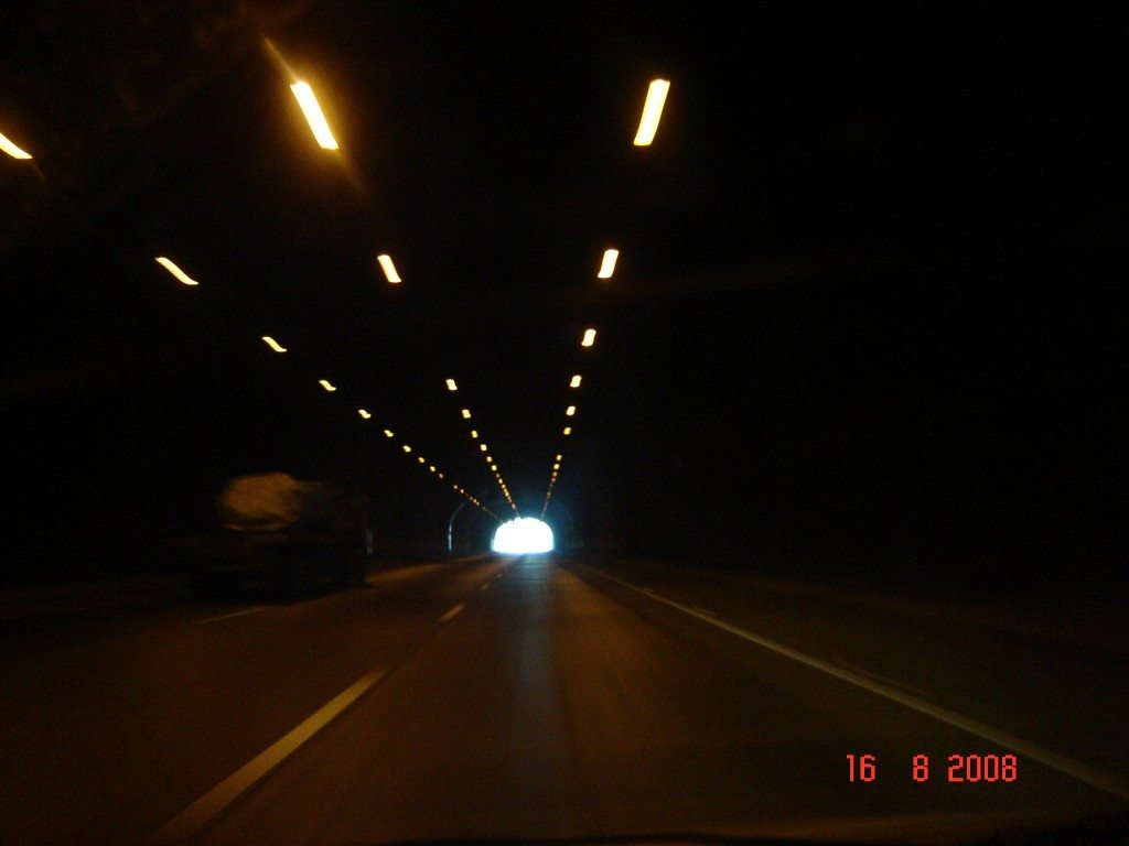 Inside Bhatan tunnel