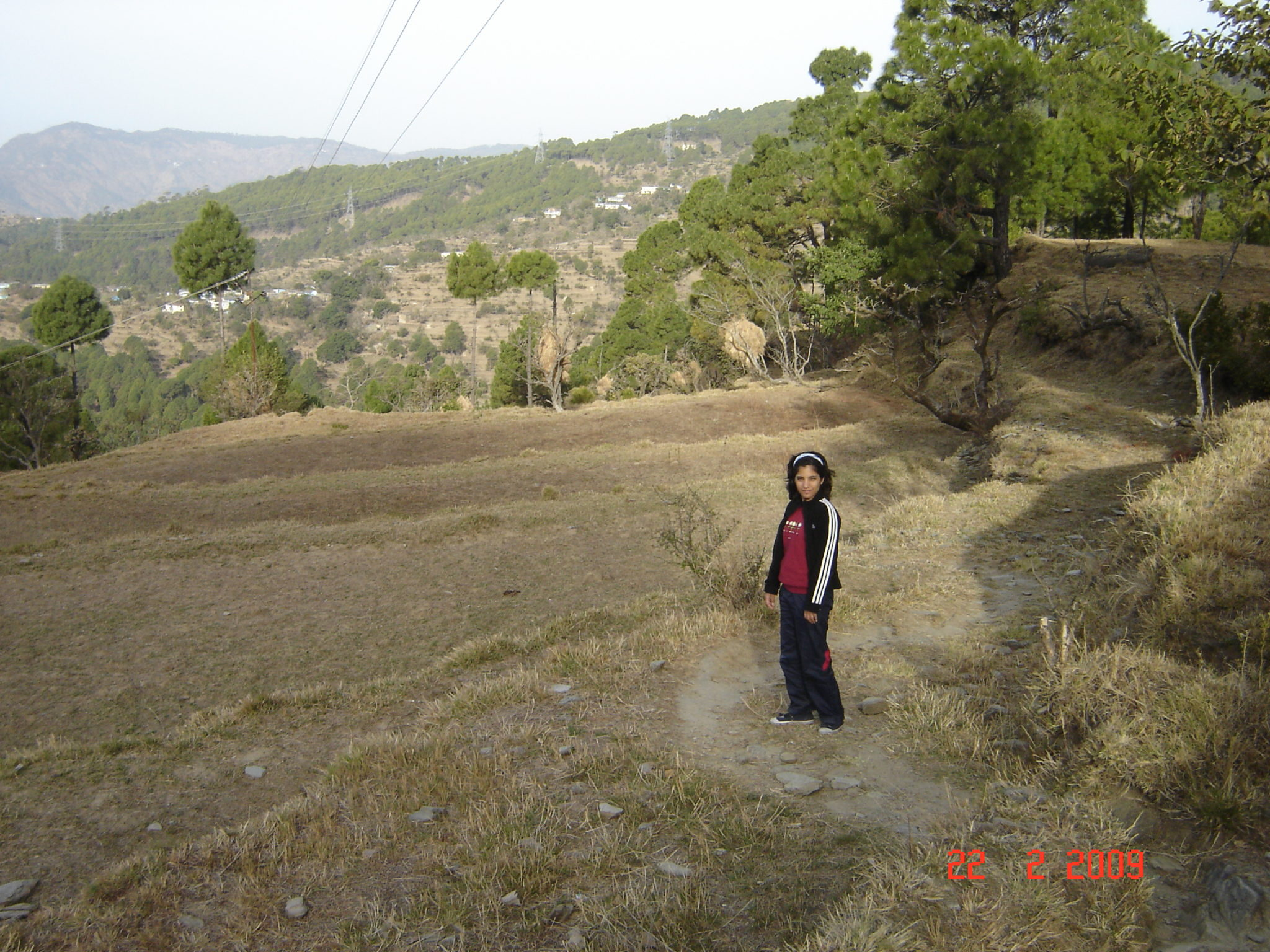 Trek to Village - 2