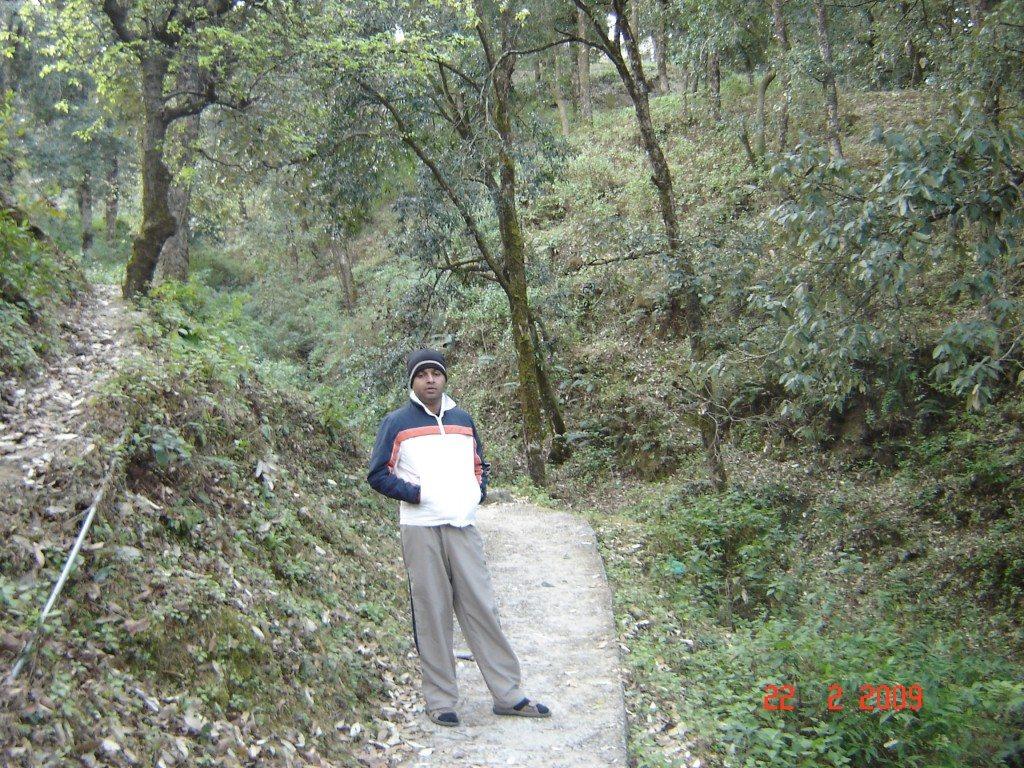 treck-to-village