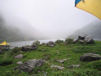 tsomgo-lake