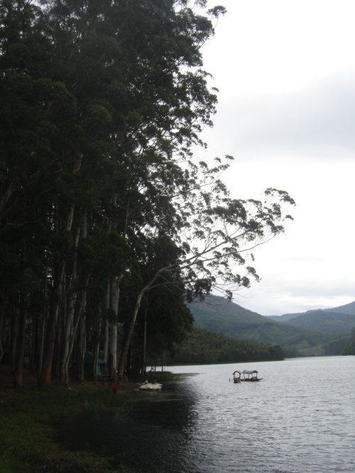 Kundalay dam lake