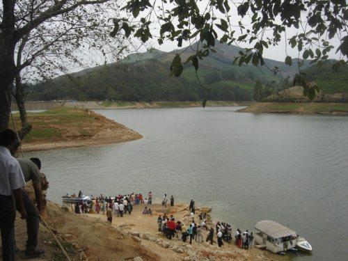 Mattupetty dam boating