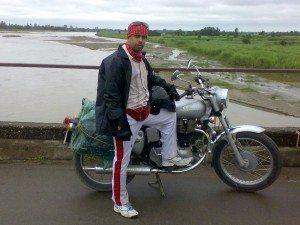 On The Moradabad highway