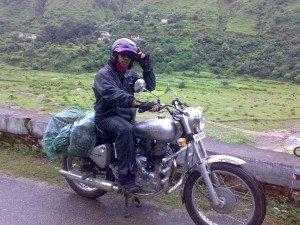 At Khairna - On the way to Ranikhet