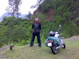 The road to Ranikhet left an everlasting imprint on our minds