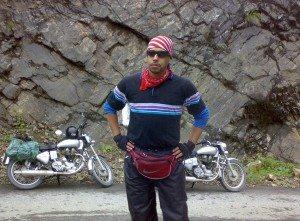 On the Rudrapyag-Devprayag road