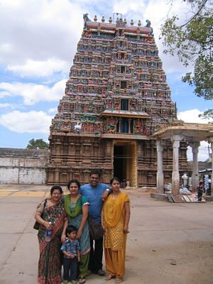 AzhagarKovil temple