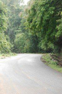 Bangalore-Honnavar road