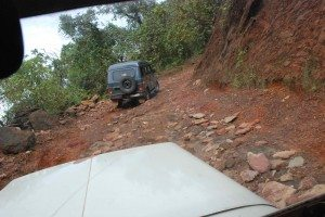 Jeep Track