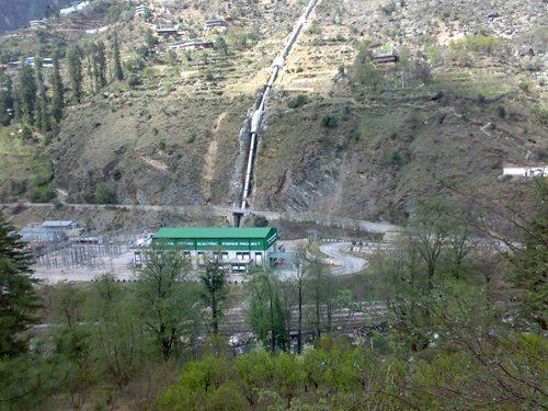 Malana Dam