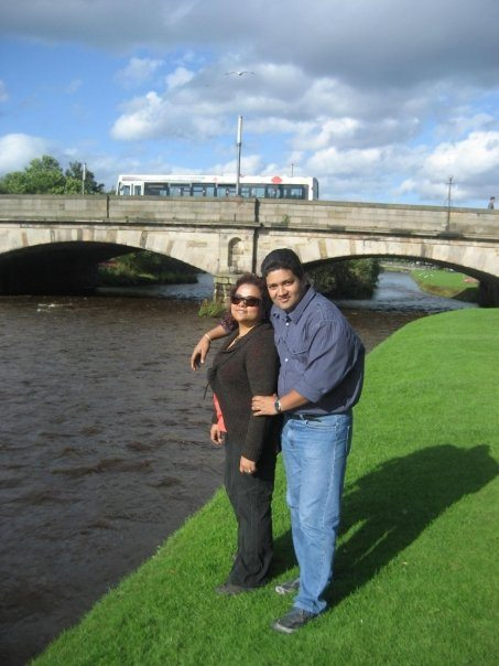 New Bridge on River Esk