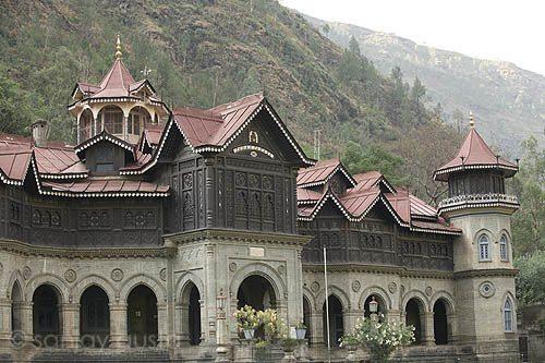 Padam Palace @ Rampur. Source: sanjayausta@flickr