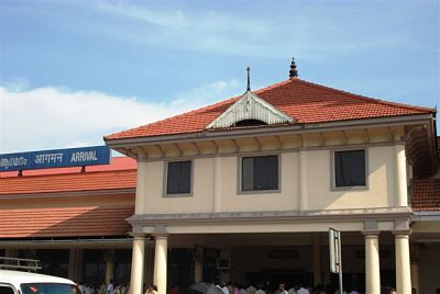 Arrival - Kochi Airport
