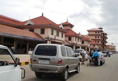 Kochi Airport - Departure