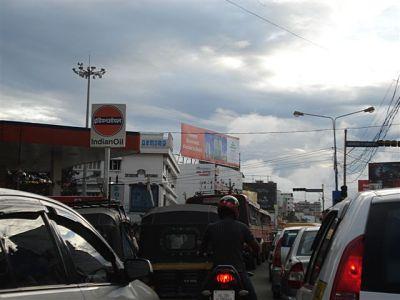 Kochi Traffic