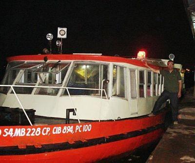 KTDC Boat