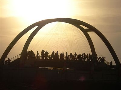 Rainbow Bridge - Marine Drive