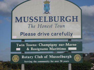 Honest Toun as Scots say!