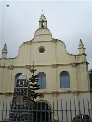St. Francis Church.