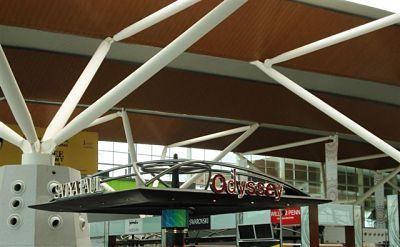 Delhi Airport - Terminal 1D