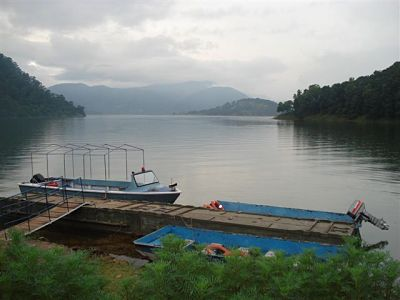 Motor Boat - Bara Pani