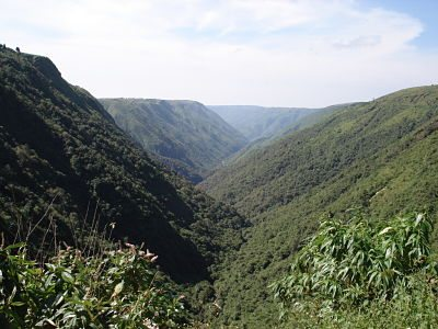 View Point - Cherrapunjee
