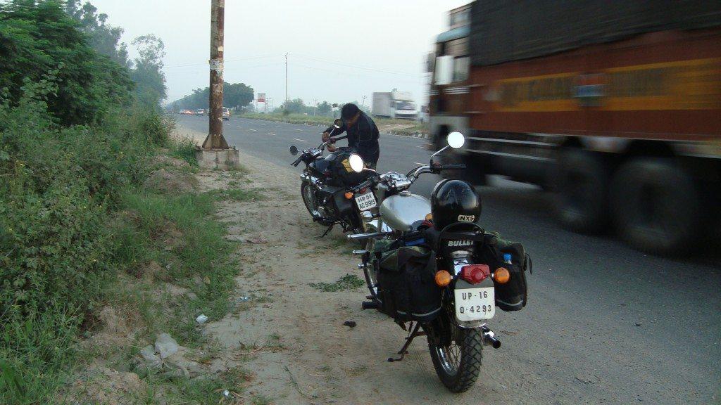 First photo at Panipat