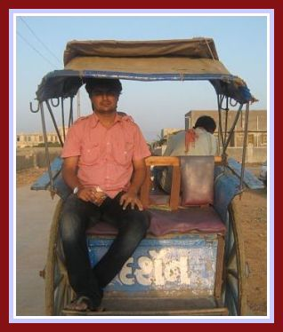 horse cart ride